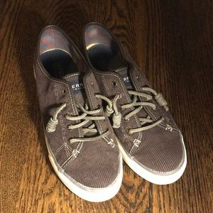 Brown Sperry Top-Sider Shoes
